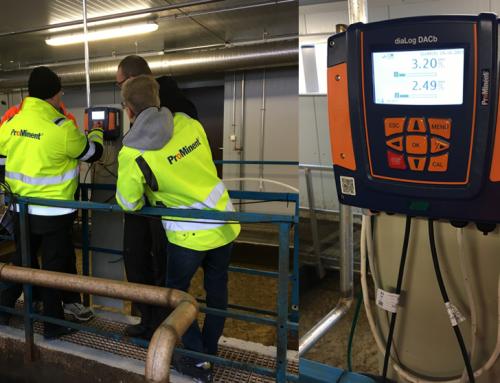 ProMinentin happimittauksia hyödynnetään niin kunnallisilla puhdasvesilaitoksilla kuin jätevedenpuhdistamoillakin